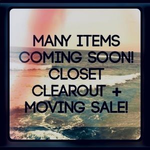 🥳CLOSET CLEAR OUT~MAKE ANY OFFER